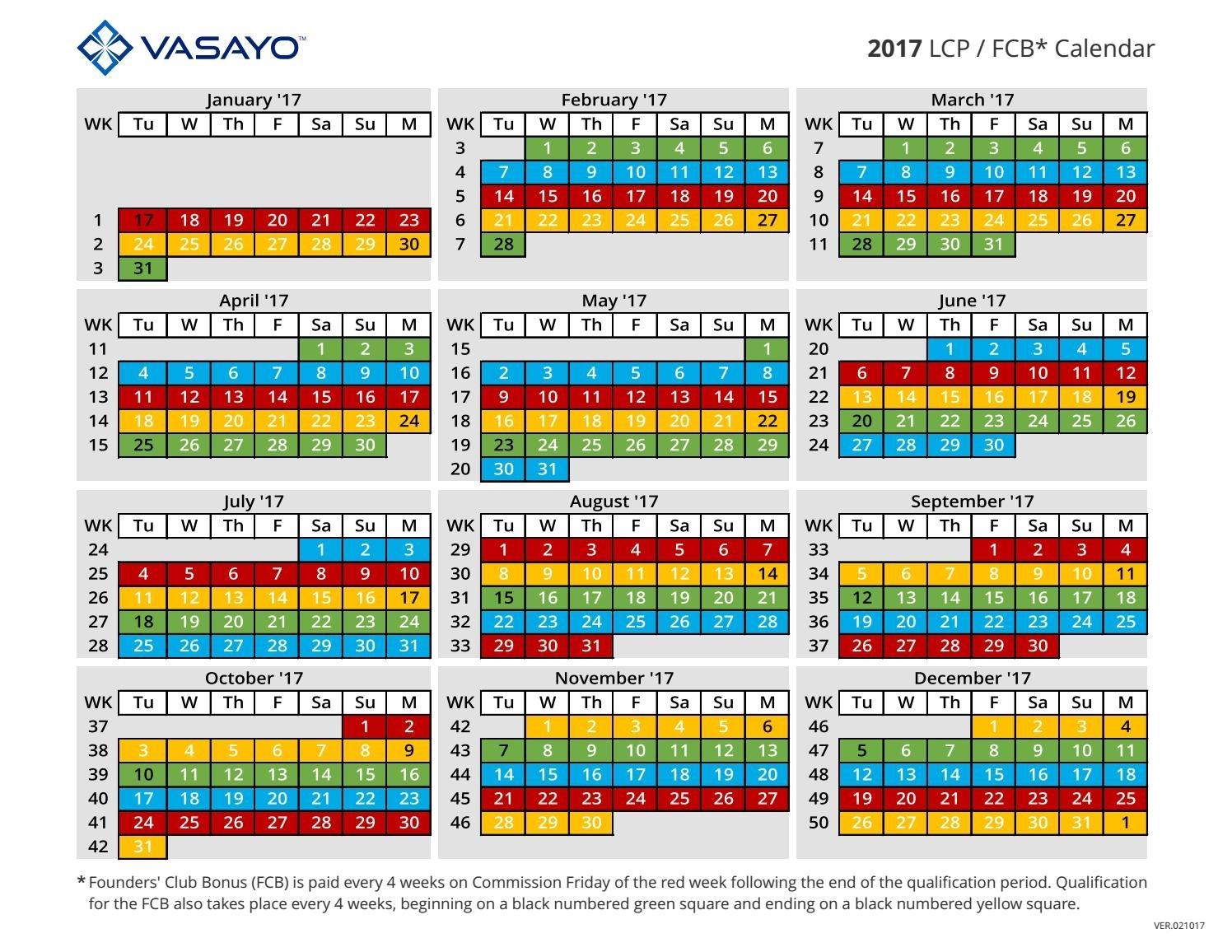 2017 Autoship Calendarwatra - Issuu