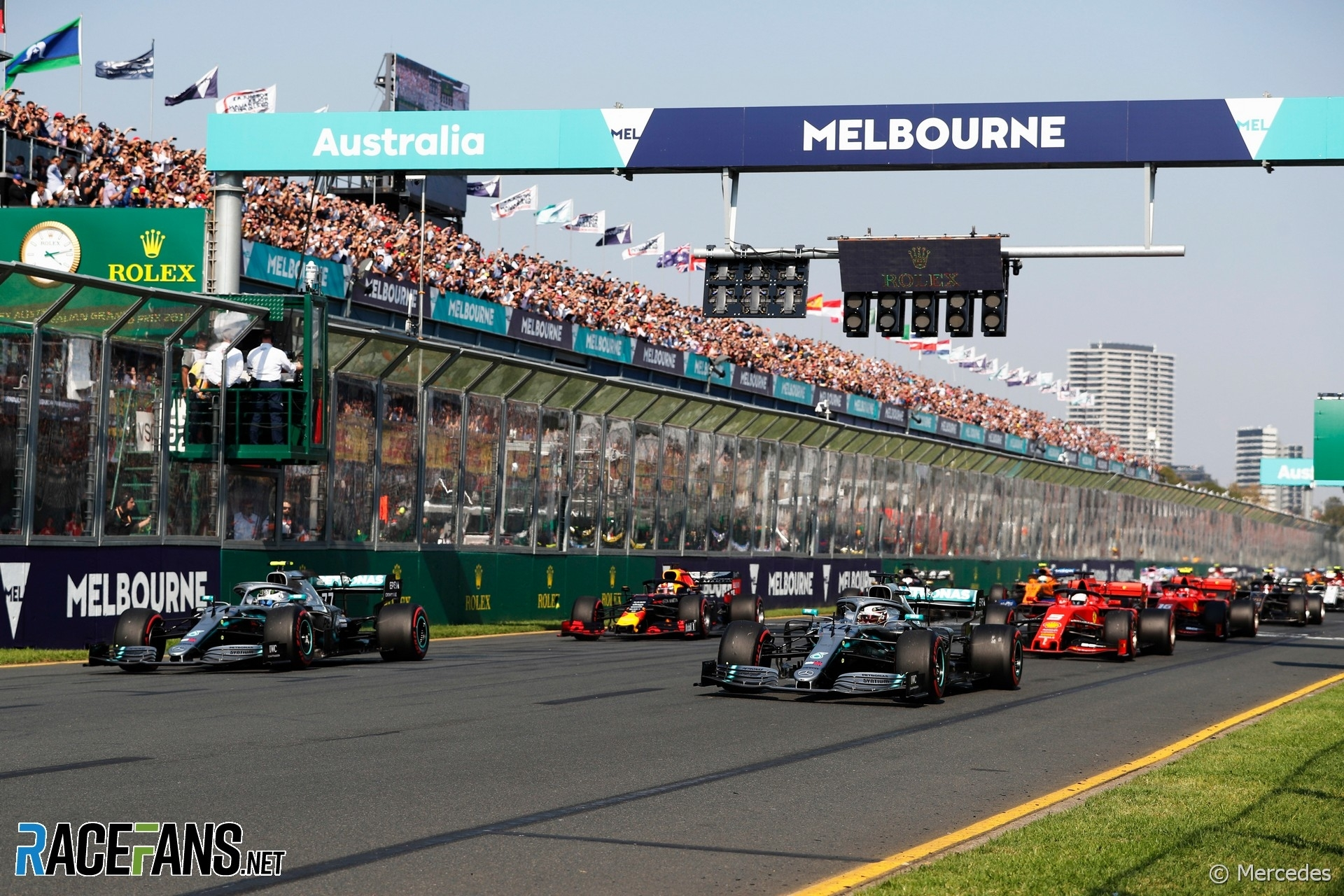 2019 F1 Calendar: Formula One Race Schedule - Racefans