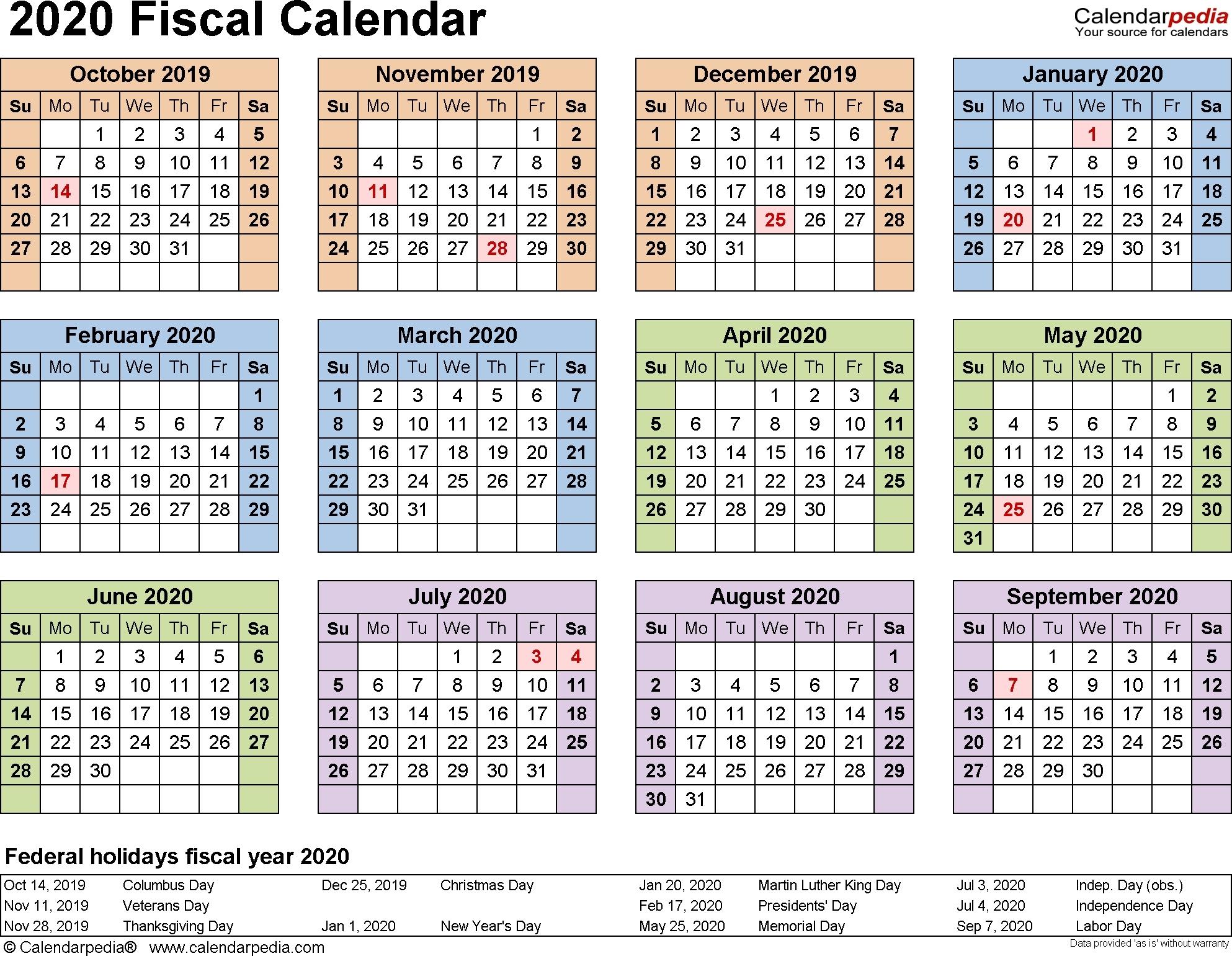 2020 Calendar Template Excel 2020 Calendar Thailand – Get