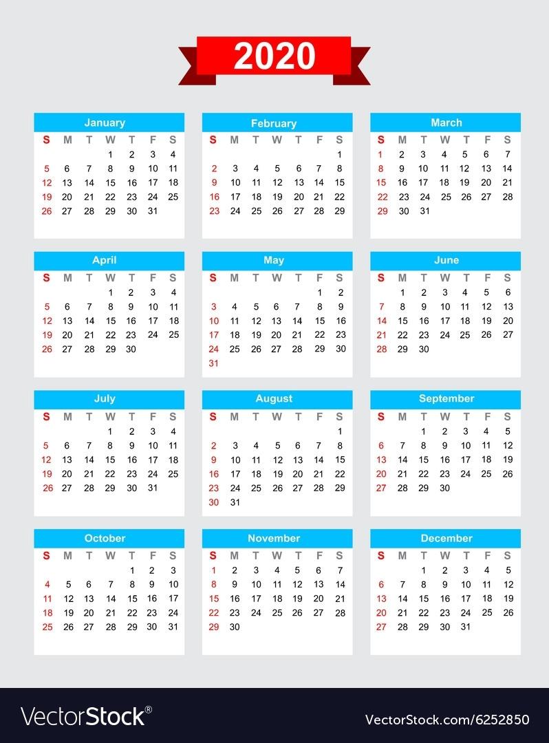 Starte Kalender