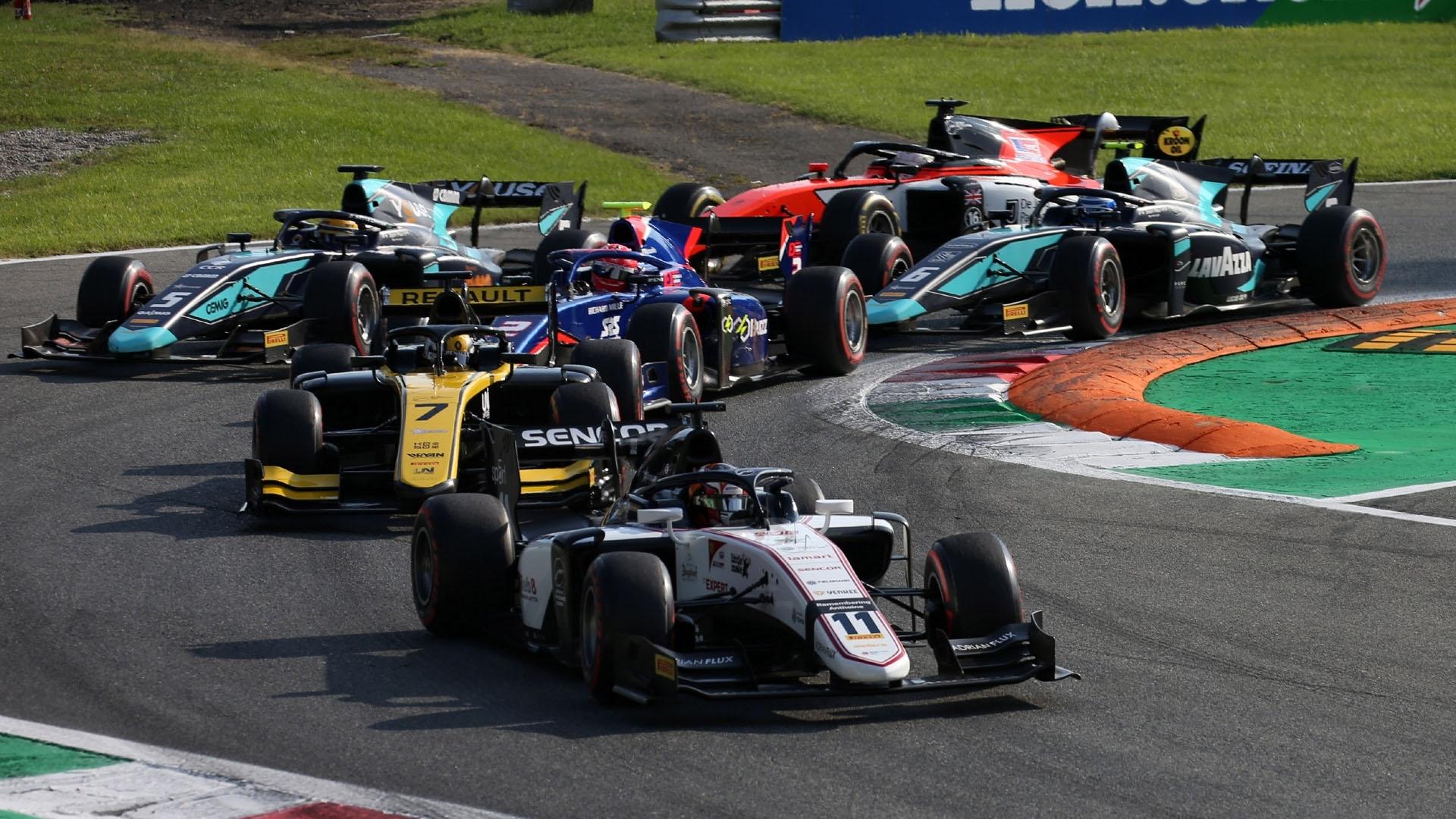 2020 Calendars Confirmed For Formula 2 And Formula 3