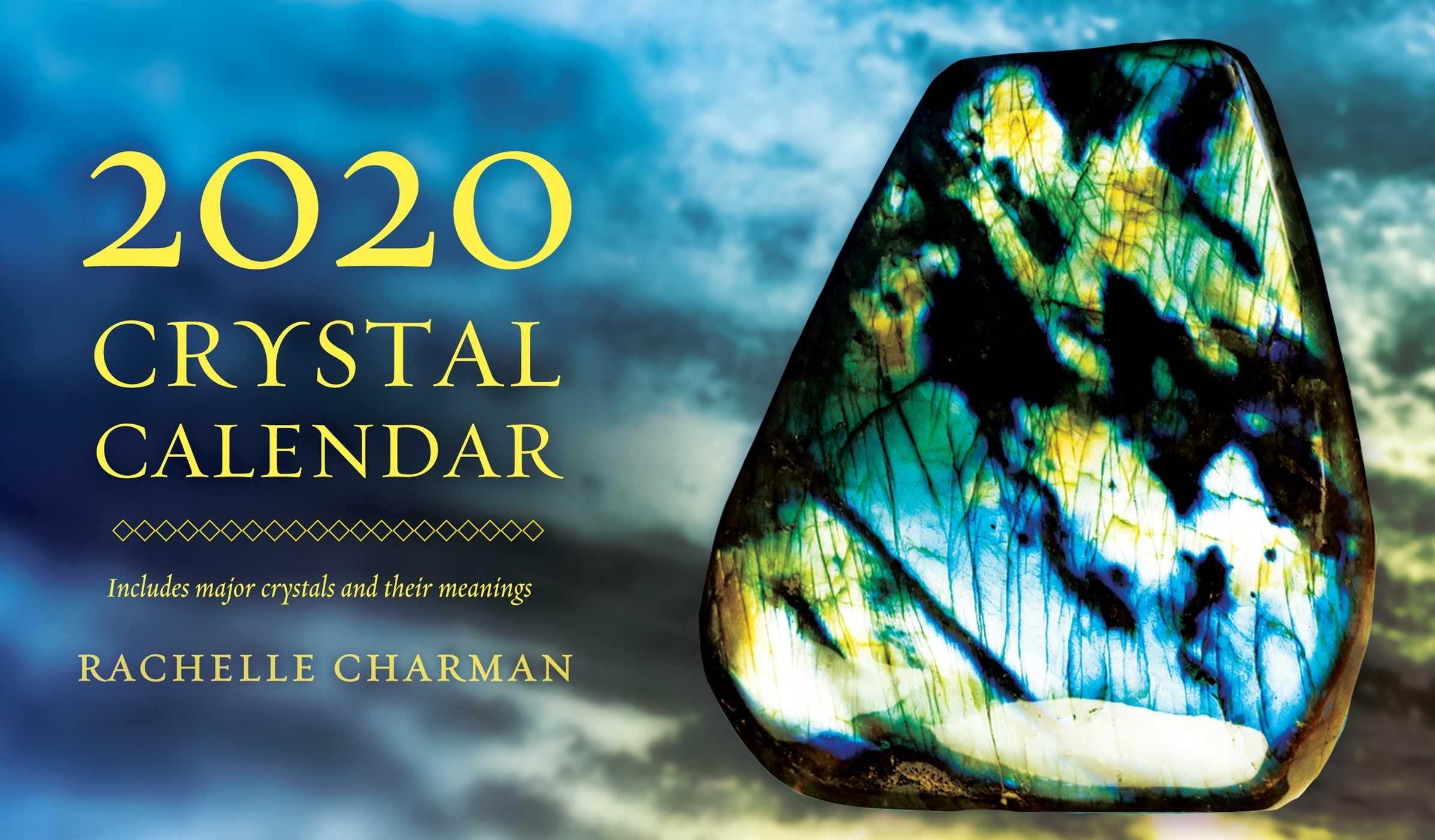 2020 Crystal Calendar - Book Summary & Video | Official