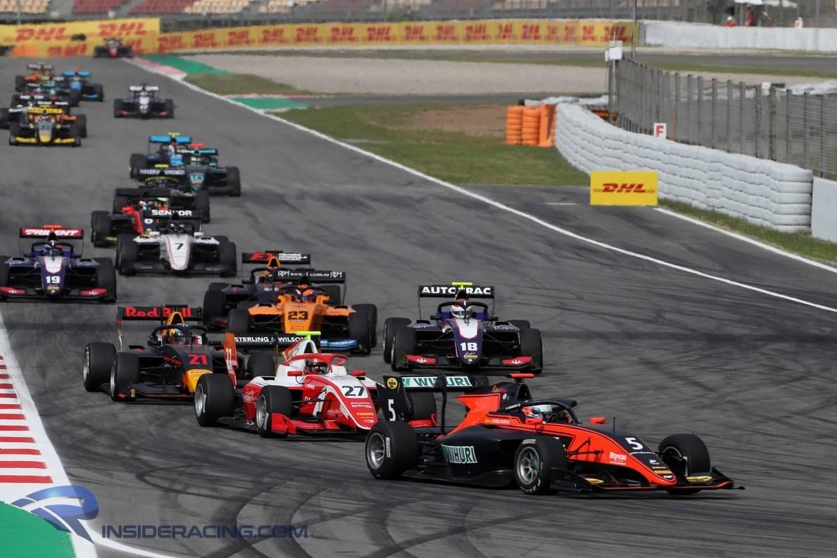 2020 Formula 3 Calendar Confirmed