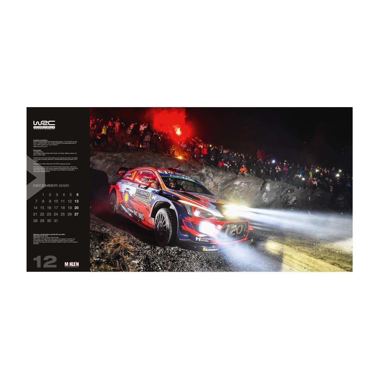 2020 Mcklein Rally Calendar - The Wider View | Calendars