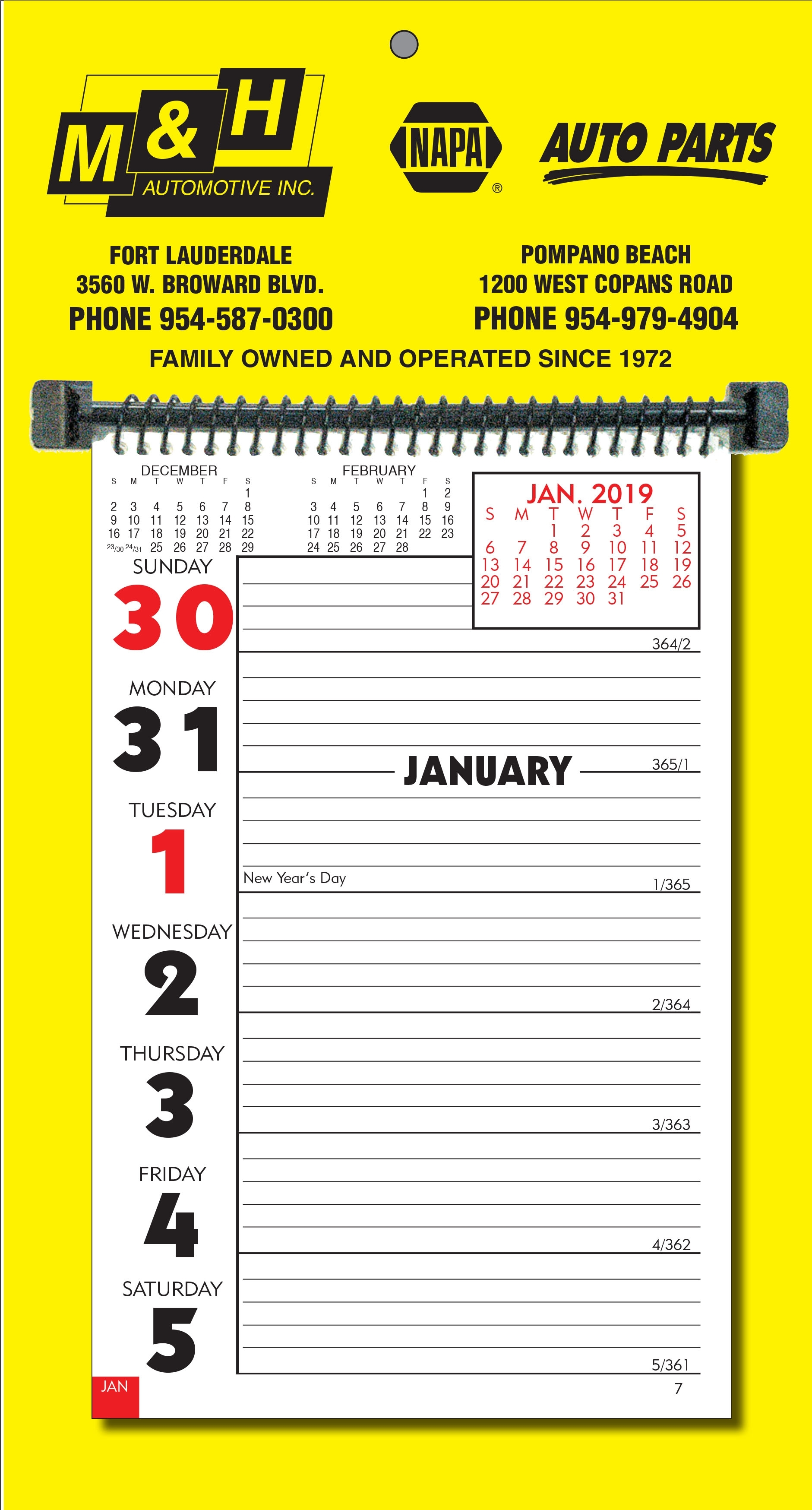 2020 Weekly Planning Wall Calendar With Memo Space And Almanac Info