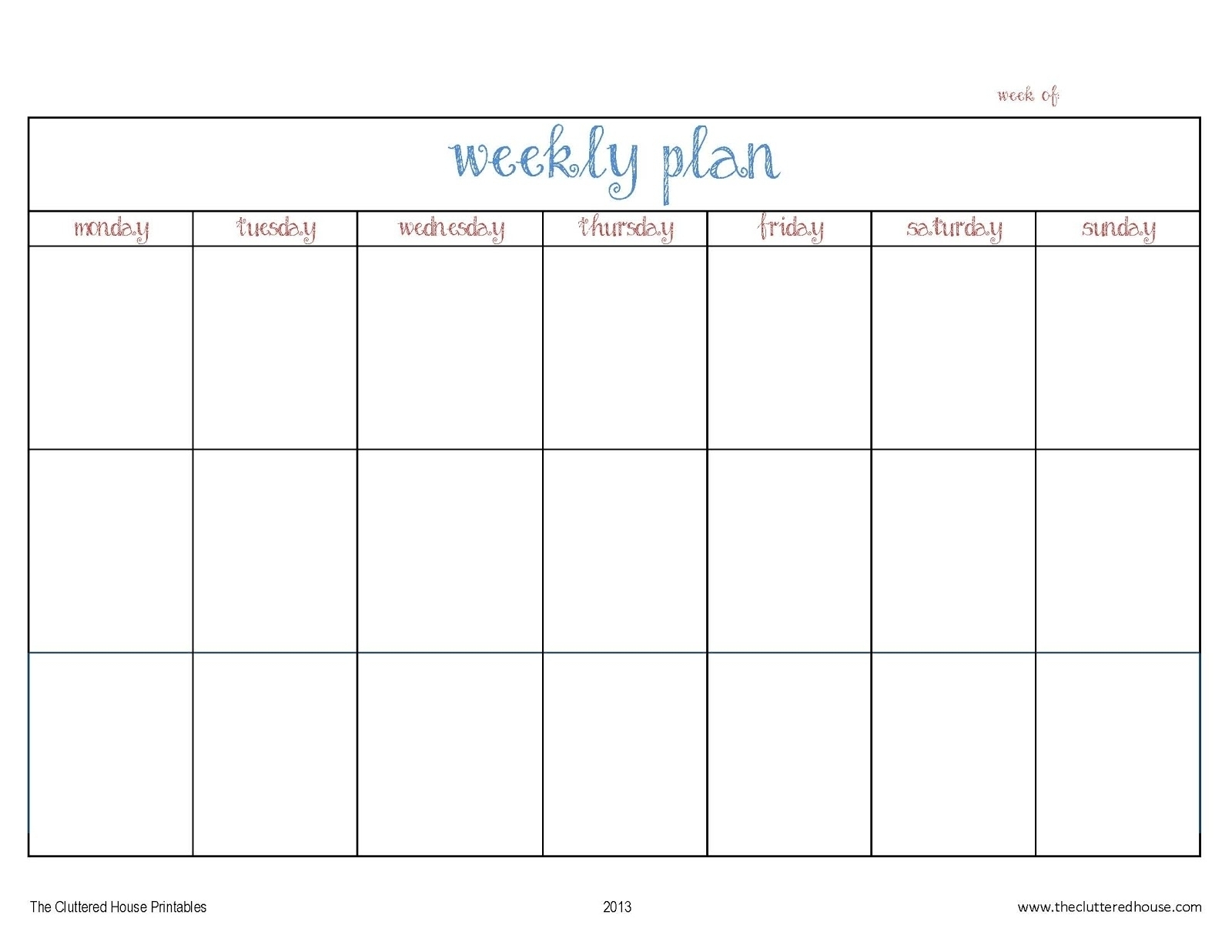 3 Week Calendar – Tura.mansiondelrio.co Calendar Template
