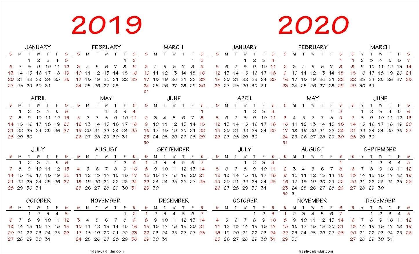 30+ Calendar 2020 Wallpapers - Download At Wallpaperbro