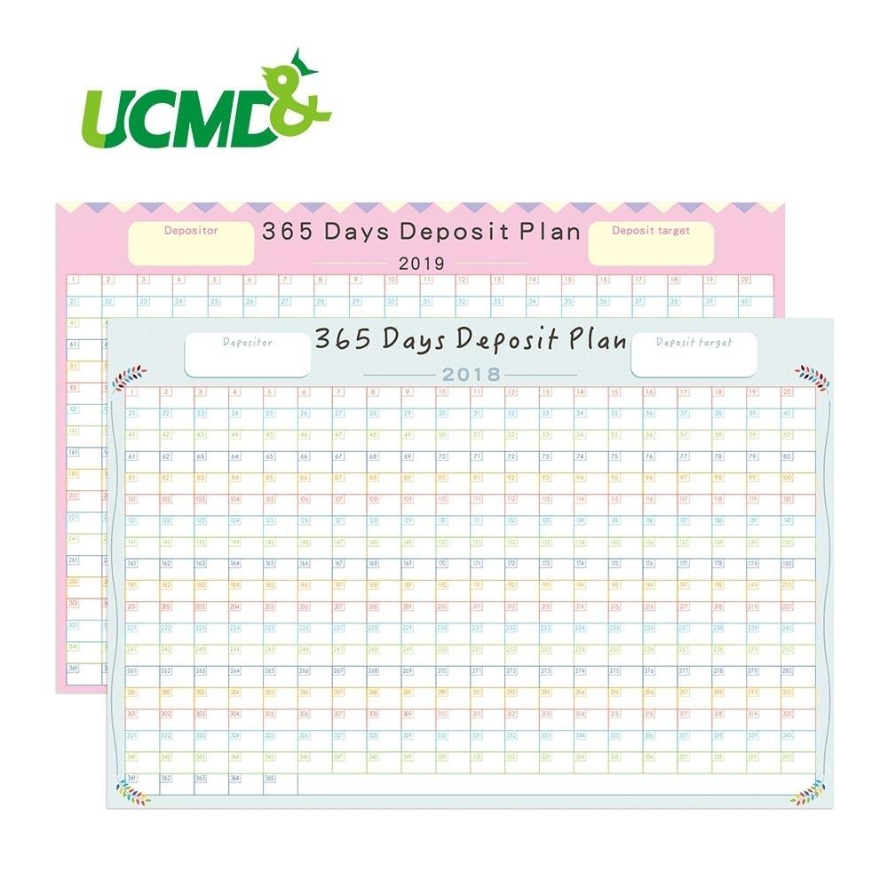 32909987605 Aliexpress 365 Days Calendar Planner Creative