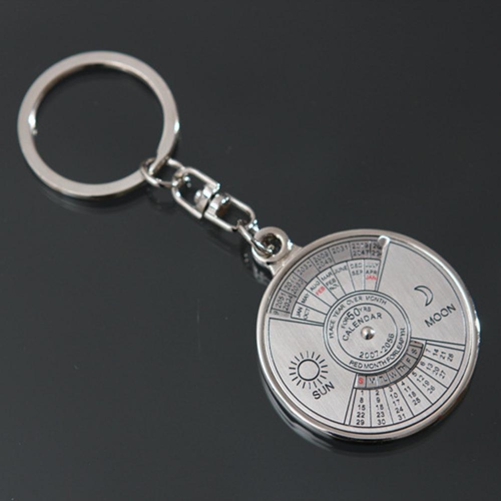 50 Year Calendar Keychain