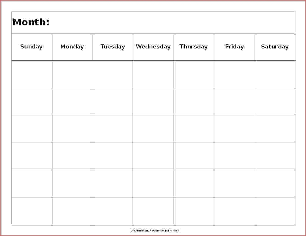6 Week Printable Calendar Awesome 2 Week Printable Calendar