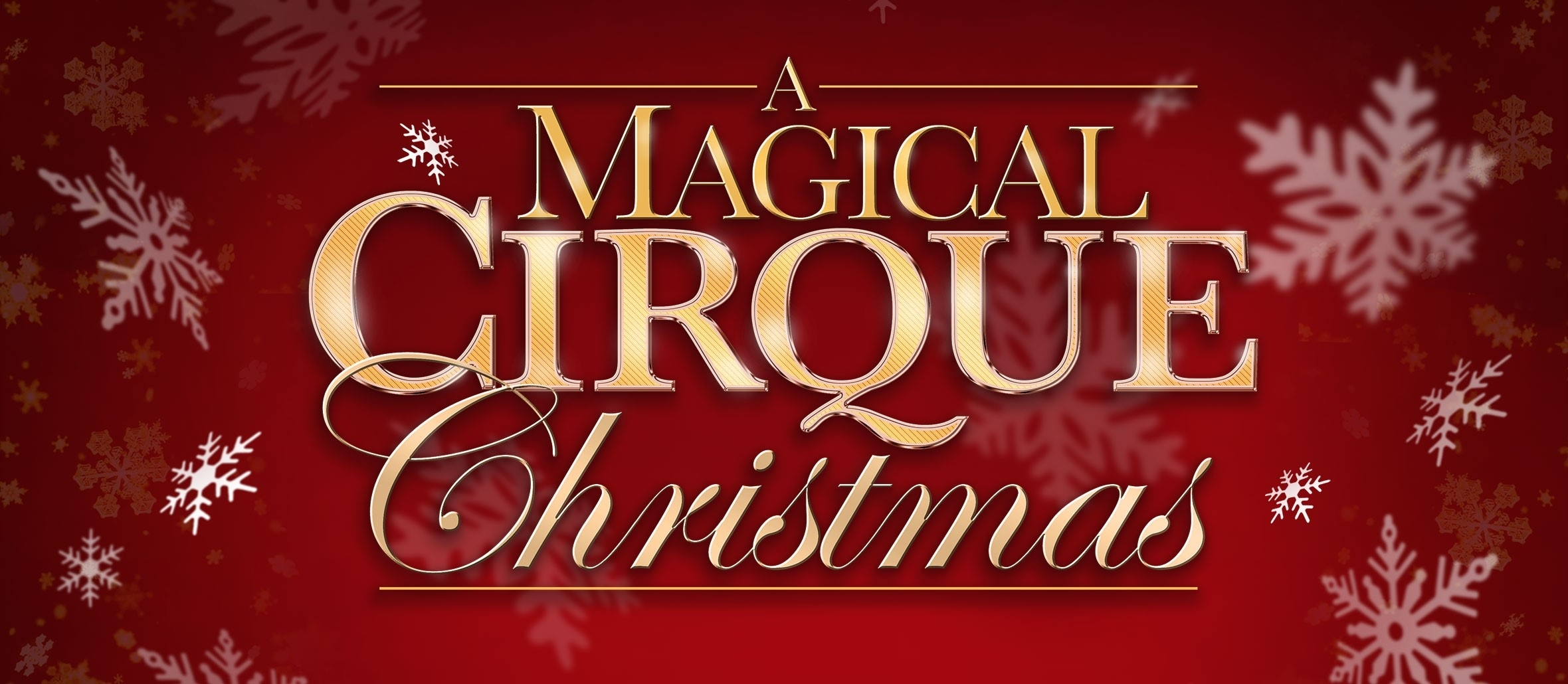 A Magical Cirque Christmas | Barbara B. Mann - Performing