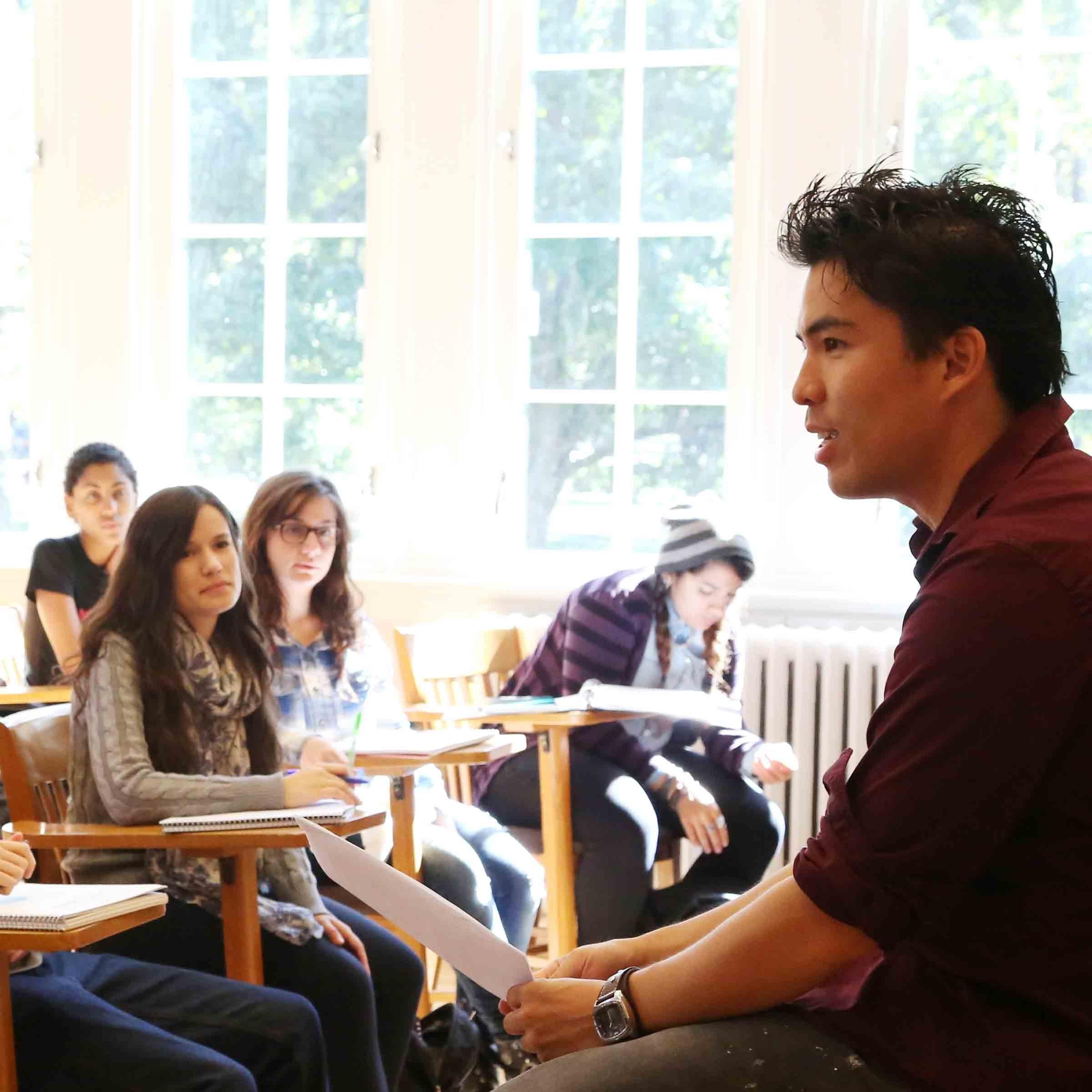 Academics - Vassar College