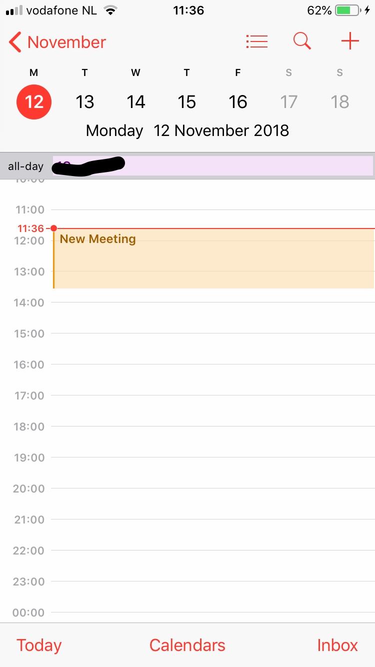Add Event To Calendar Ios Tutorial - Ioscreator