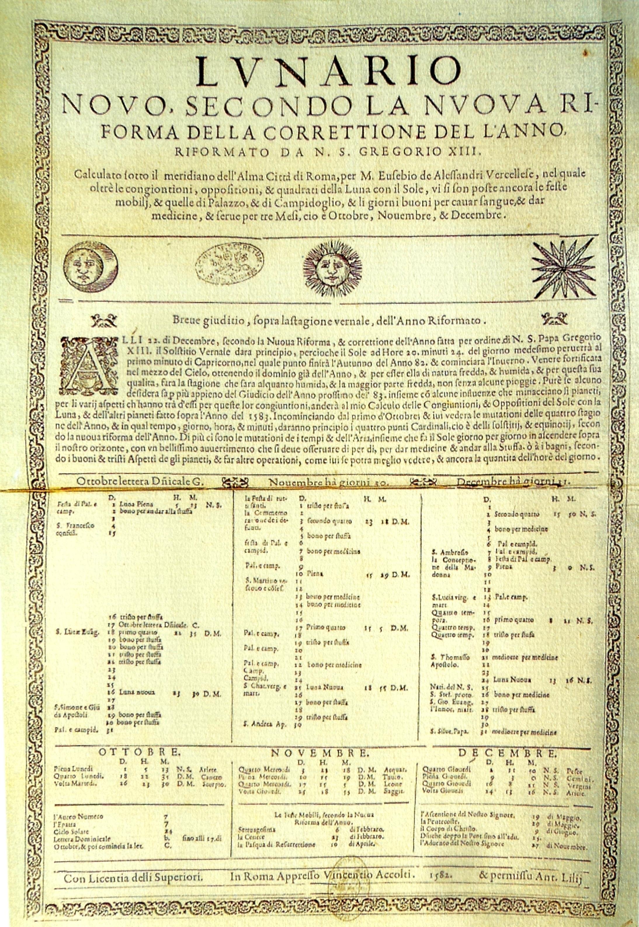 Adoption Of The Gregorian Calendar - Wikipedia