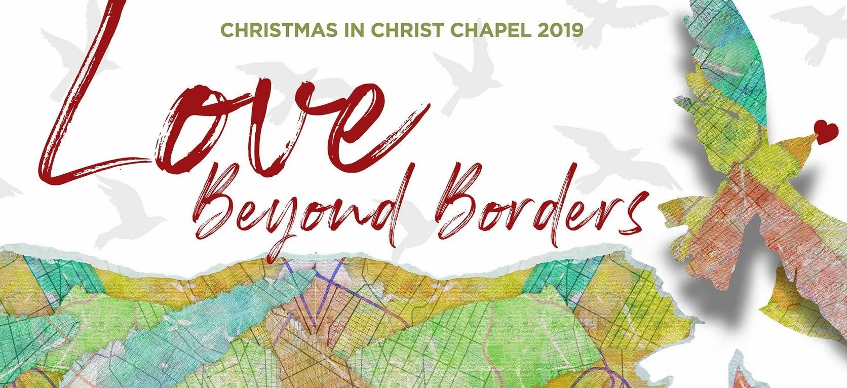 Annual Christmas In Christ Chapel Worship Services Set For