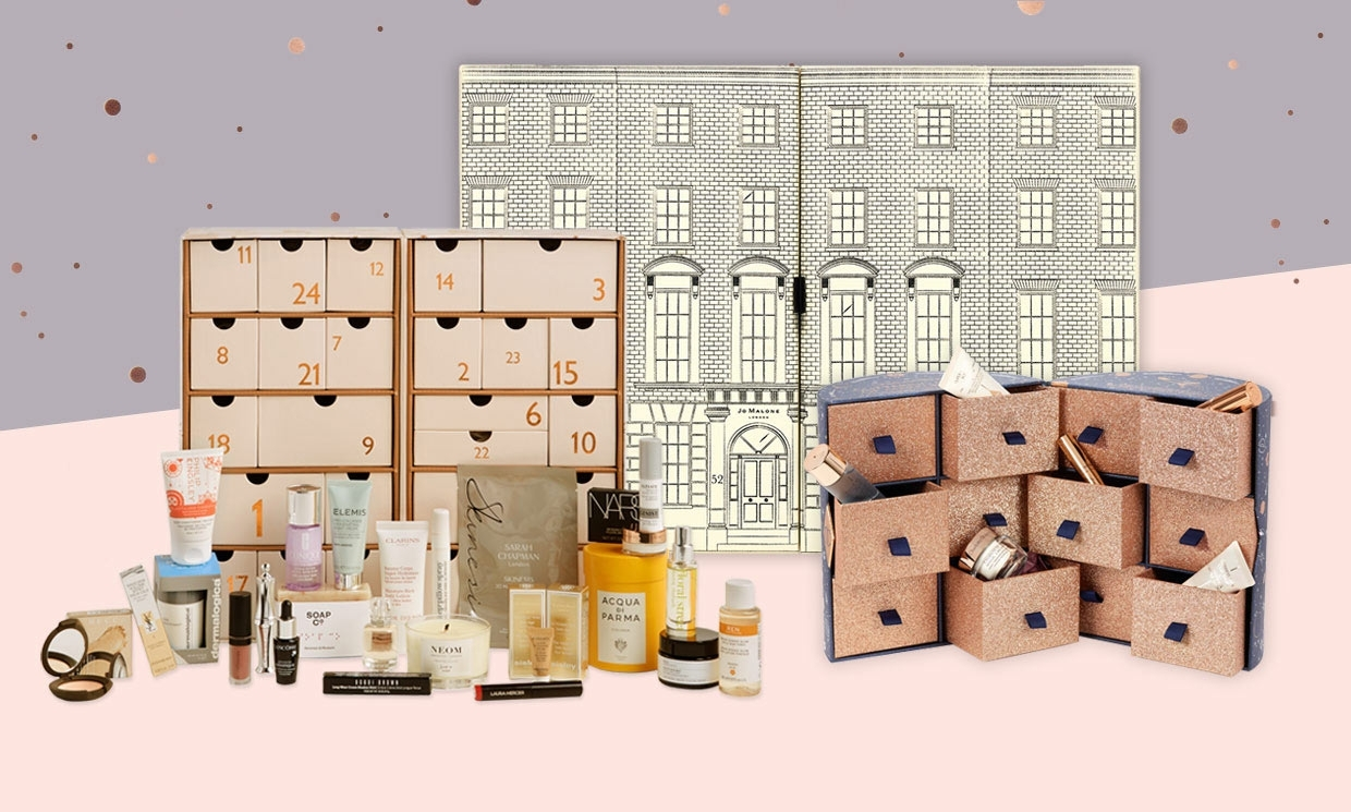 Best Beauty Advent Calendars 2019: From Marks & Spencer To