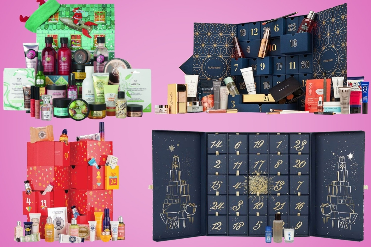 Best Beauty Advent Calendars 2019 – Here Are The Top