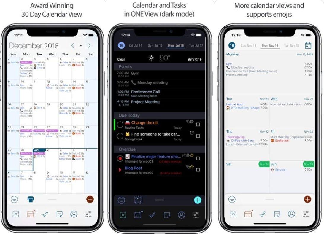 Best Iphone Calendar Apps For 2019 - Cnet