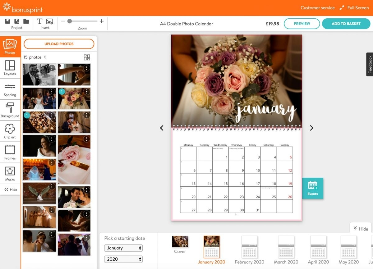 Best Photo Calendars: Create Your Own Photo Calendar For