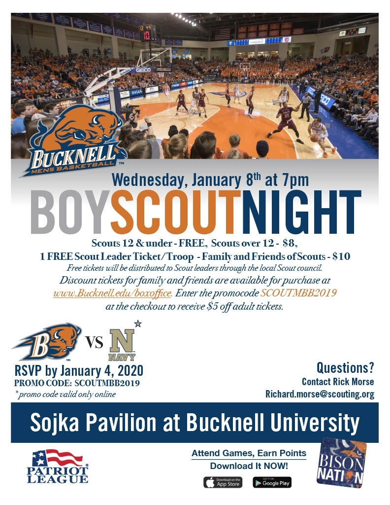 Bucknell University - Ticket Sales - Bucknell Men's