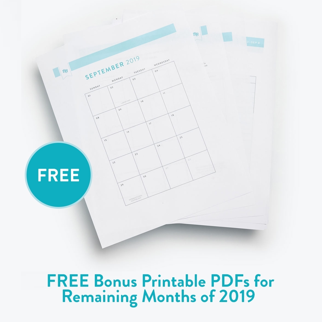 Business Boutique 2020 Goal Planner | Business Boutique Academy