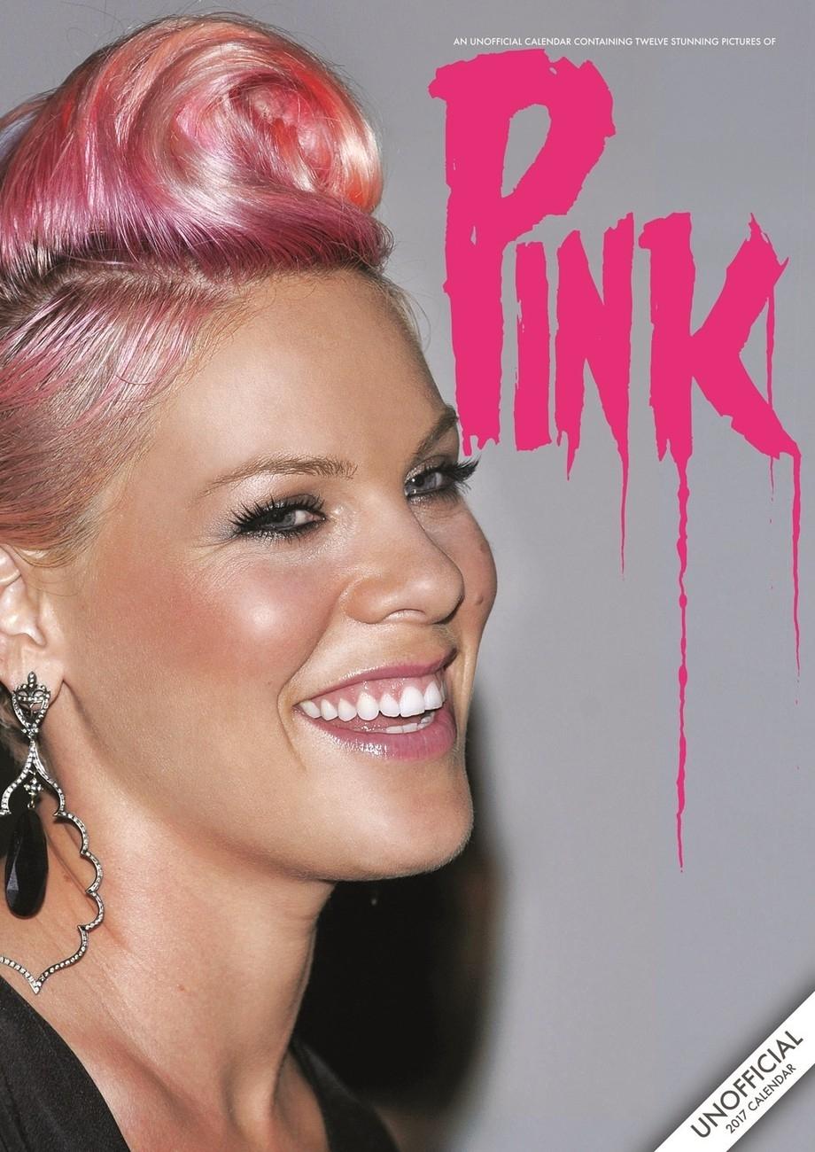 Calendar 2020 Pink