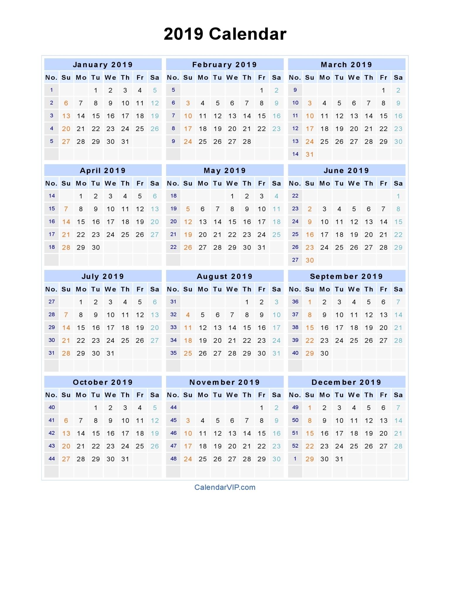 Calendar Labs | 2020 Calendar