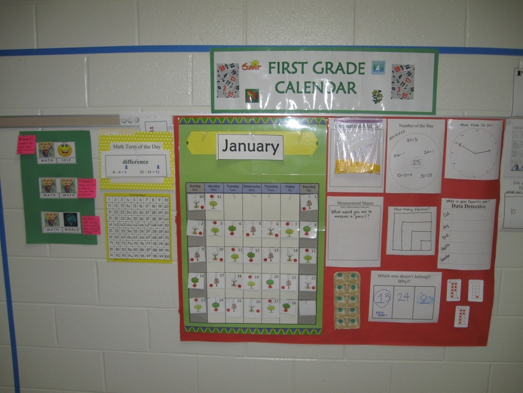 Calendar/number Routines Supplements K-5 - Mrs. Kathy