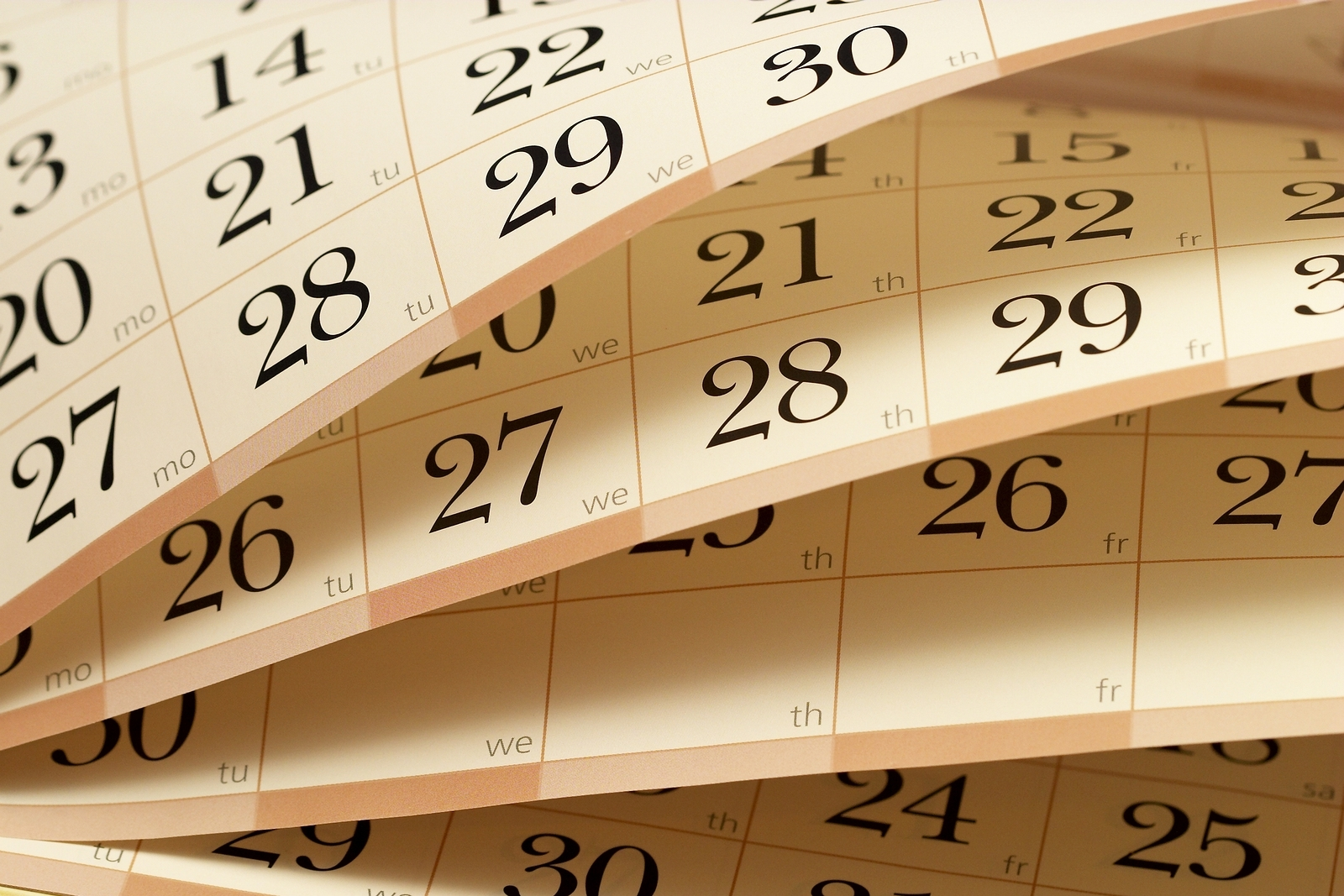 Calendars And How We Count The Years | Old Farmer's Almanac