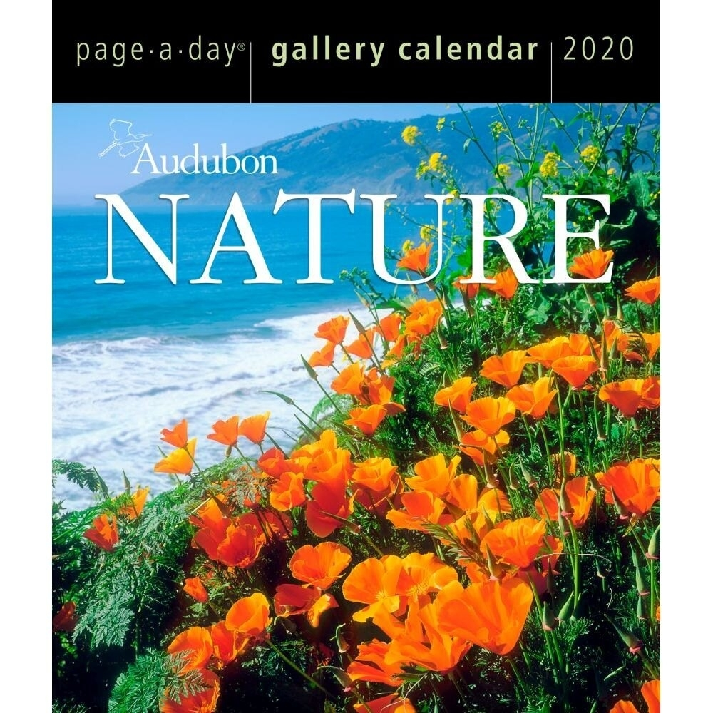 Calendars Audubon Nature Page - A - Day Gallery Calendar With Full Color  Photographs