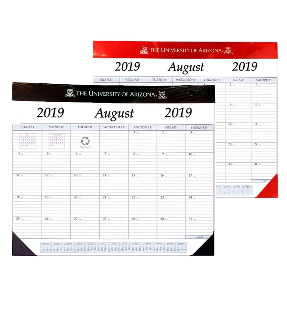 Calendars + Planners | University Of Arizona Bookstores