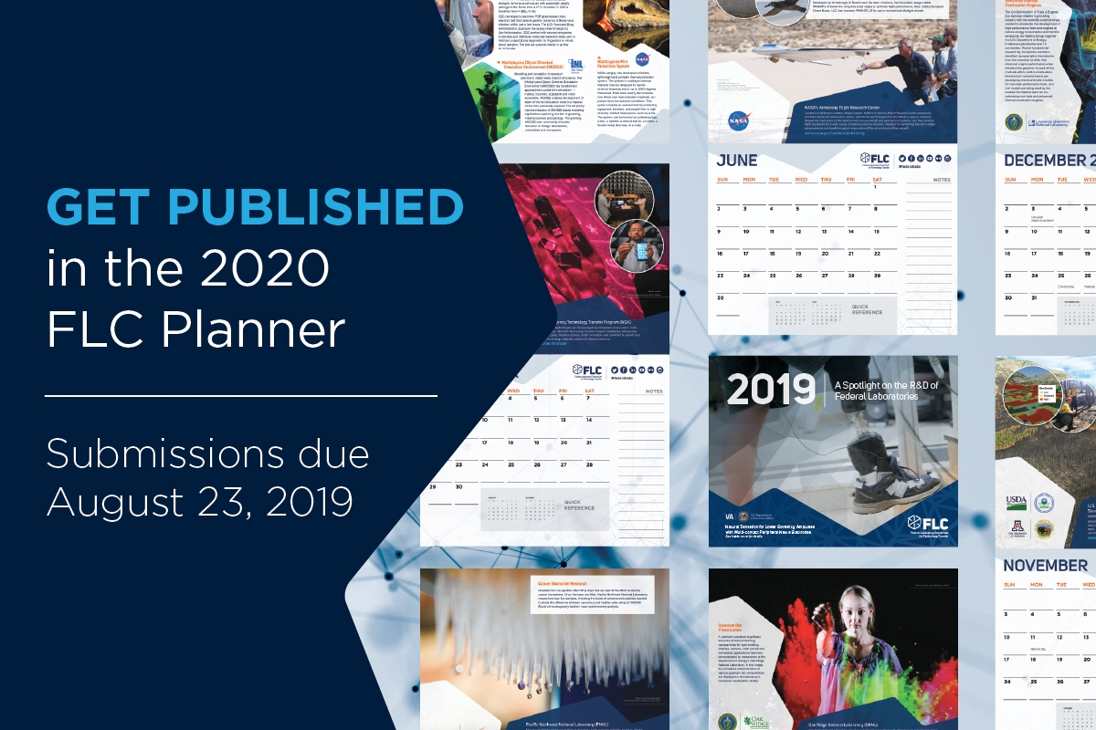 Call For 2020 Flc Planner Submissions – Show Us Your Best