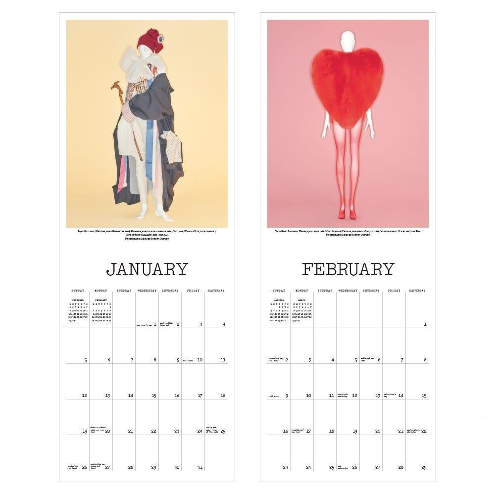 Camp: Notes On Fashion Wall Calendar 2020 | Wall Calendar