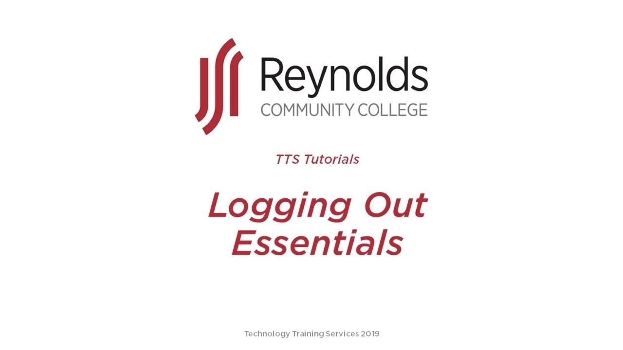 Canvas Tutorials | Reynolds Community College