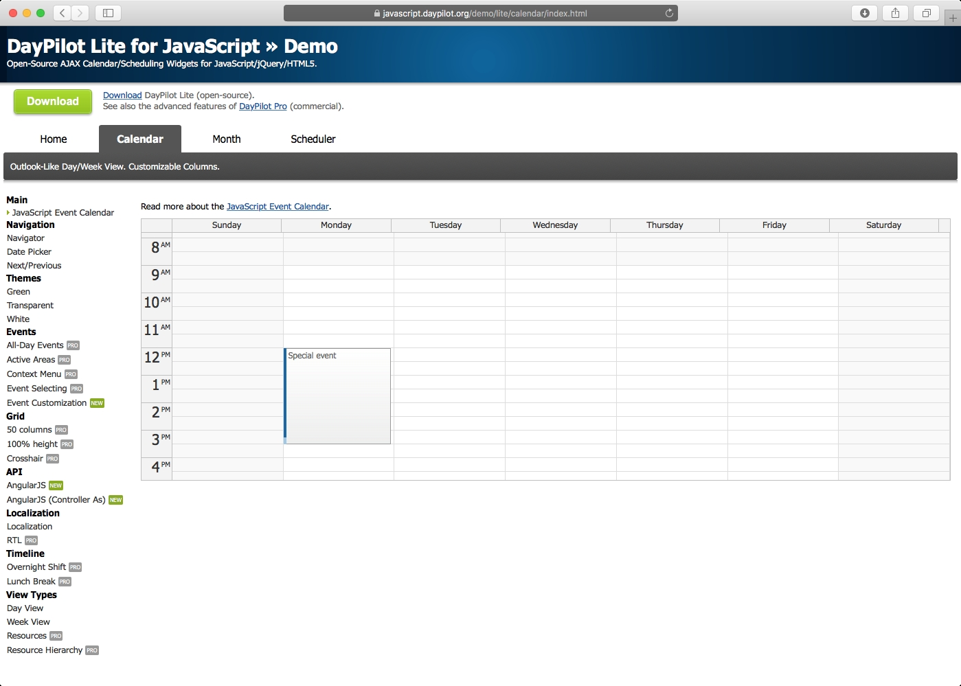 Checked The Calendar Library Used In Filemaker Web Viewer