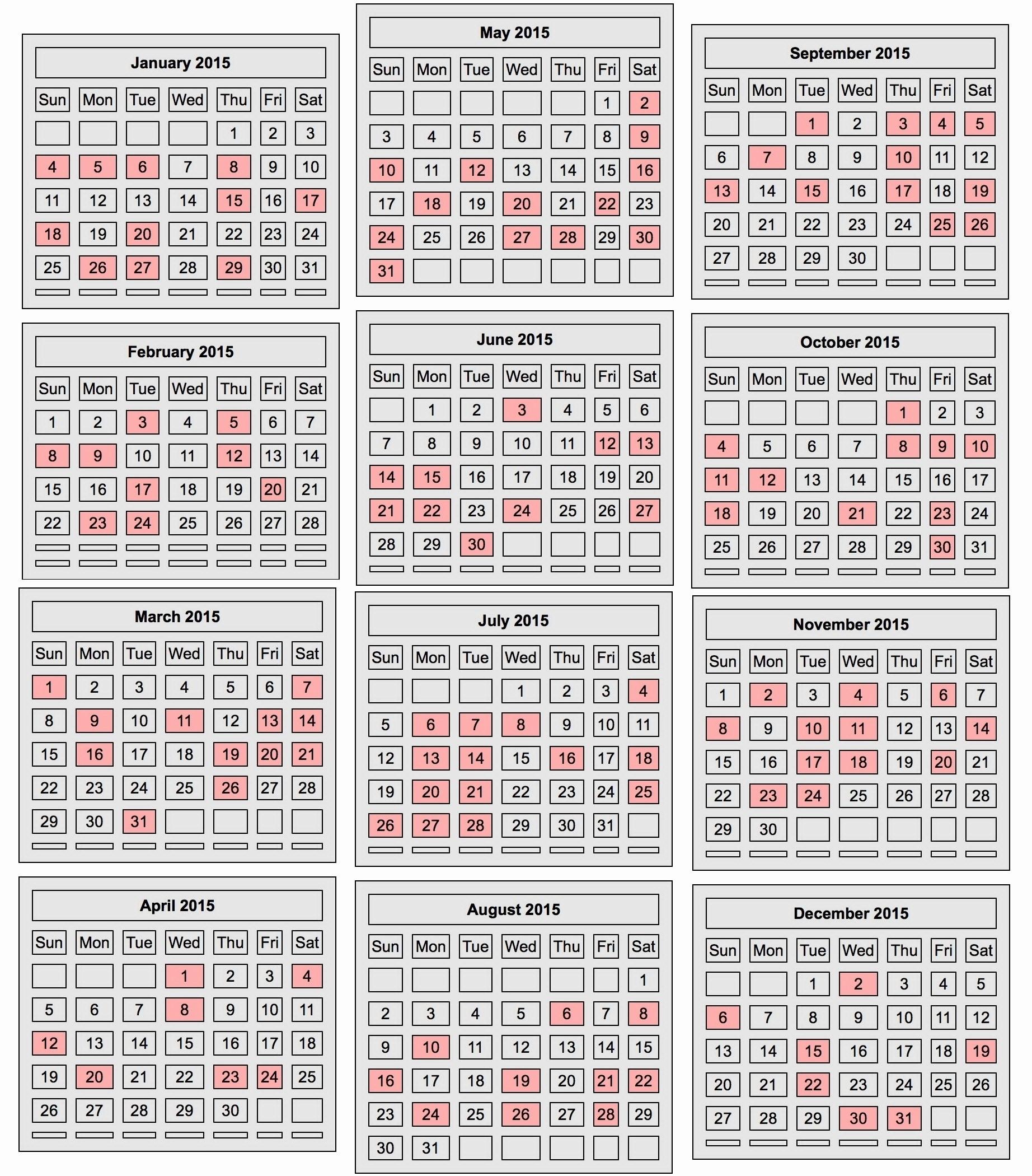 Chinese Lunar Calendar 2020 | Free Printable Calendar