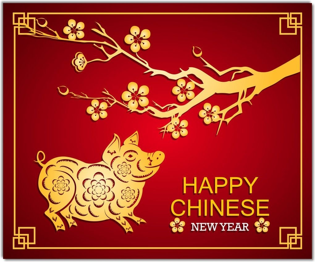 Chinese Year 4716, Beginning February 5, Is A Year Of The
