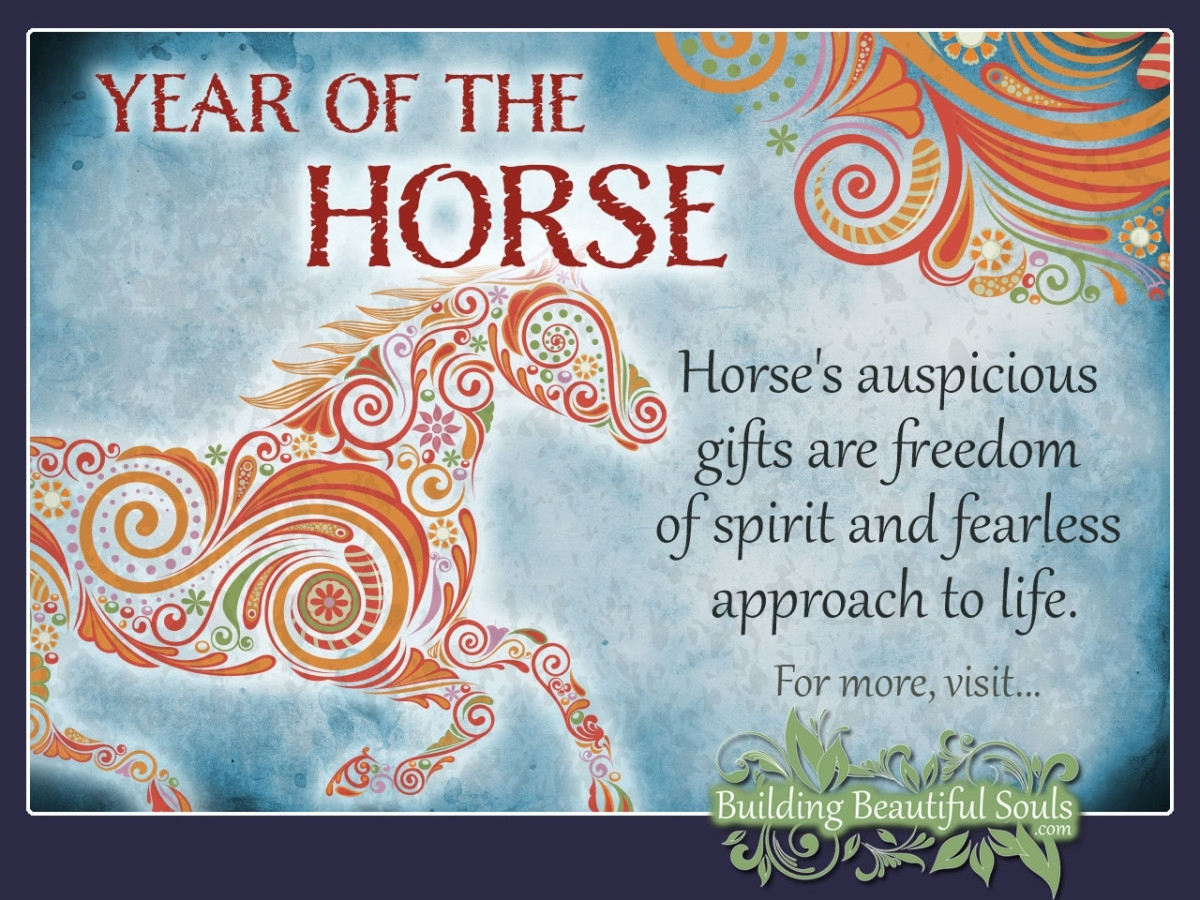 Chinese Zodiac Horse | Year Of The Horse | Chinese Zodiac