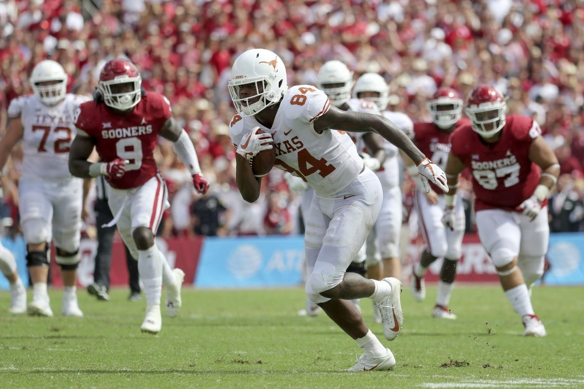 College Football Week 7 Schedule: Texas-Oklahoma And Florida