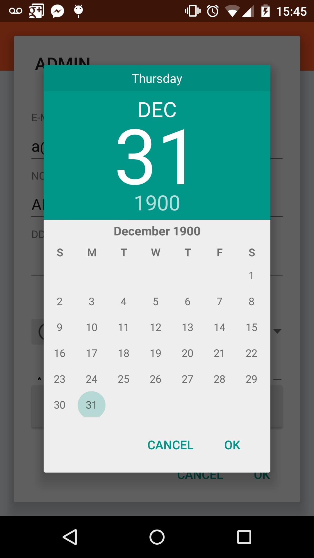 Datepickerdialog Display Year Picker First - Stack Overflow