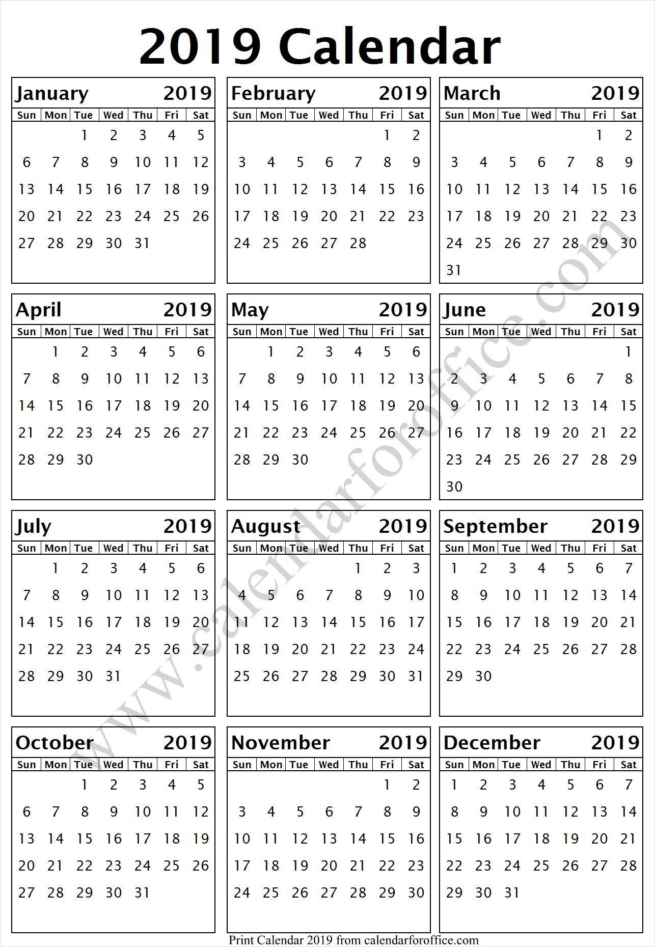 Day Calendar 2019 Sri Lanka | Calendar, Templates, 2019 Calendar