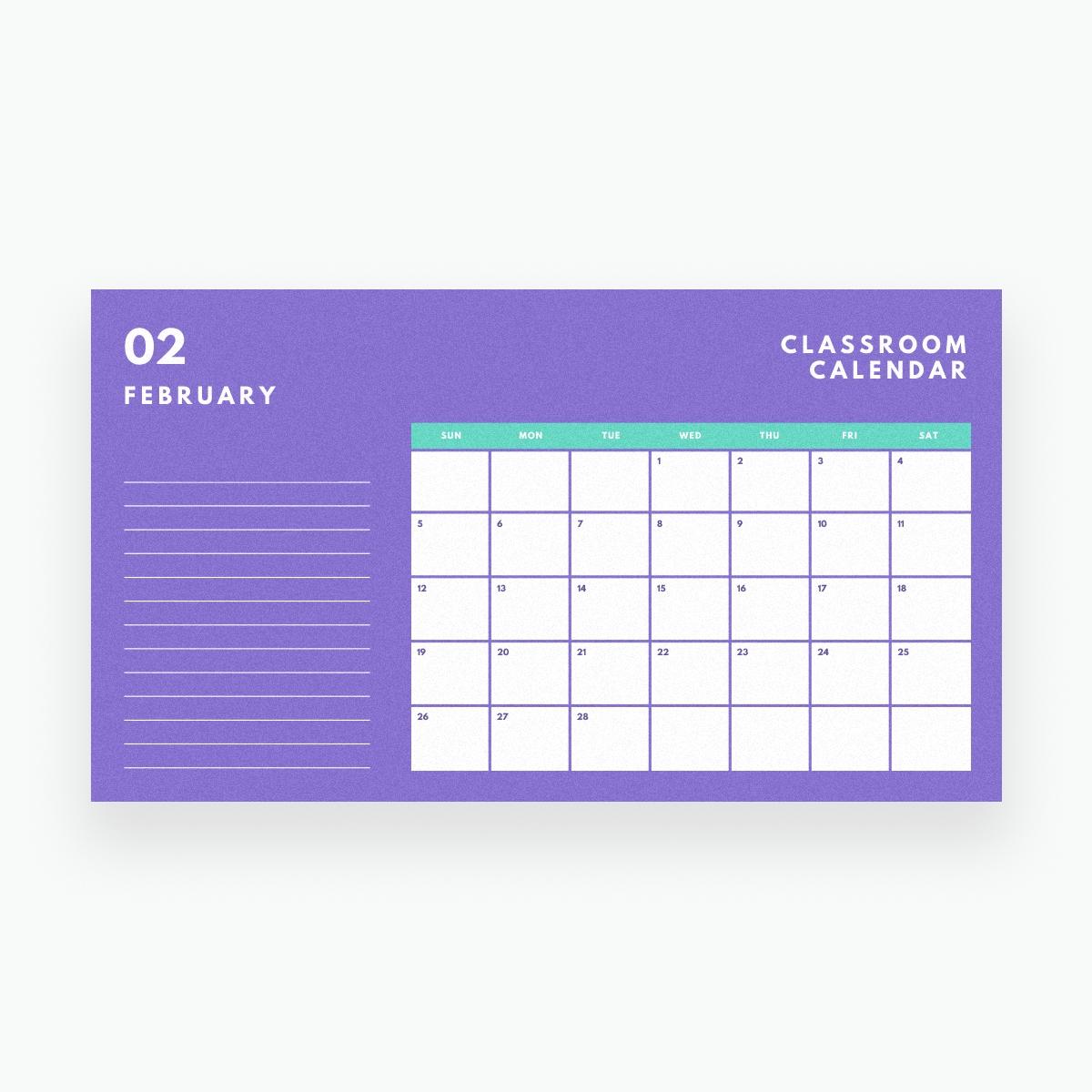 Design Custom Calendar Using Online Calendar Maker - Canva