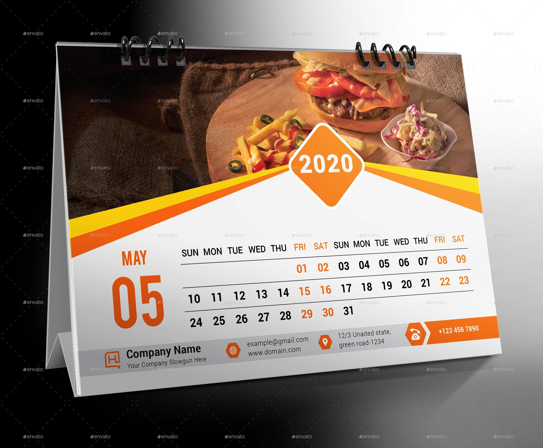 Desk Calendar 2020 #ad #desk, #ad, #calendar | Calendar 2020