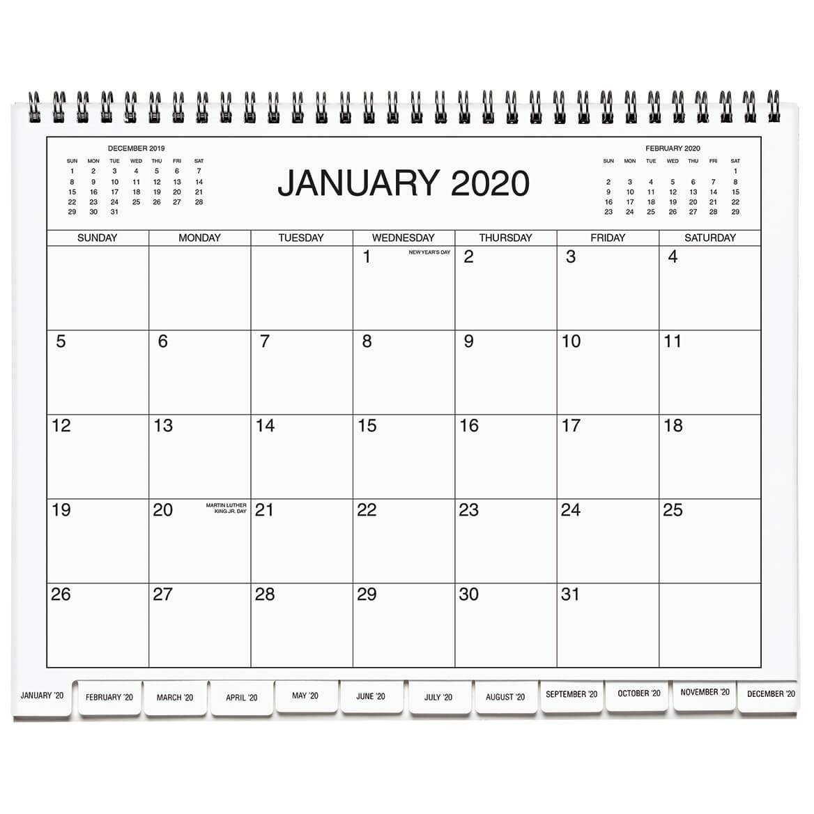 Details About 5-Year Calendar Planner, 2020-2024 Monthly Schedule Organizer  Flip Calendar