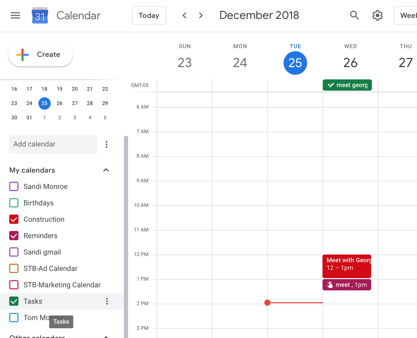Displaying And Printing Tasks And Reminders On Google