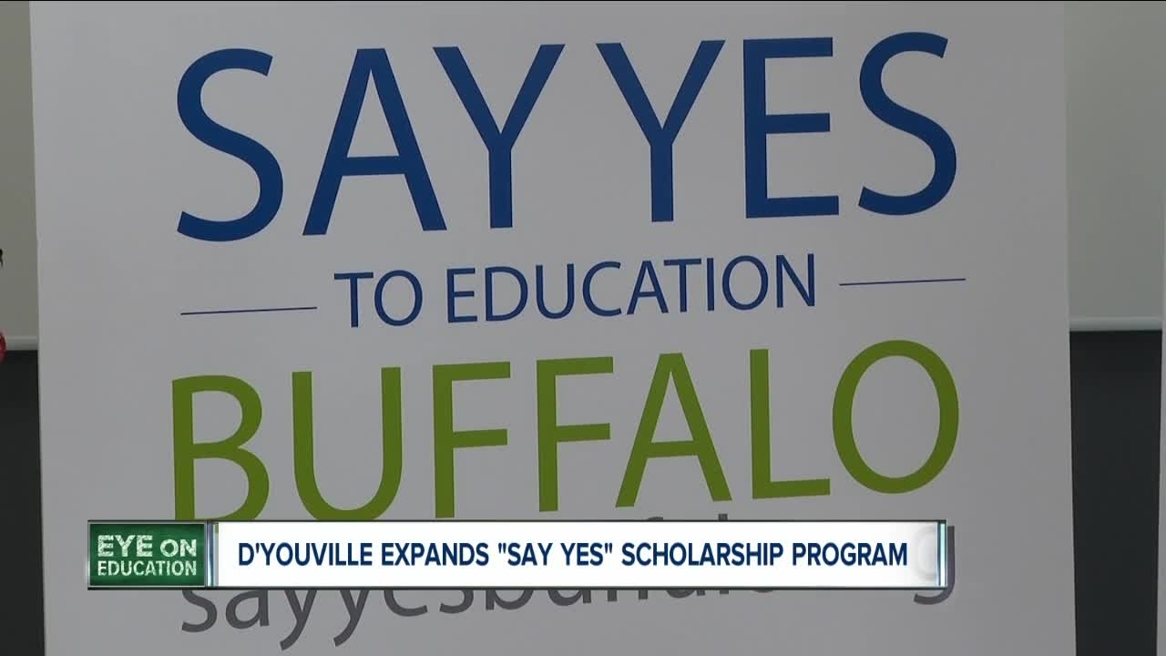 D'youville Offering Unlimited Number Of Say Yes Scholarships