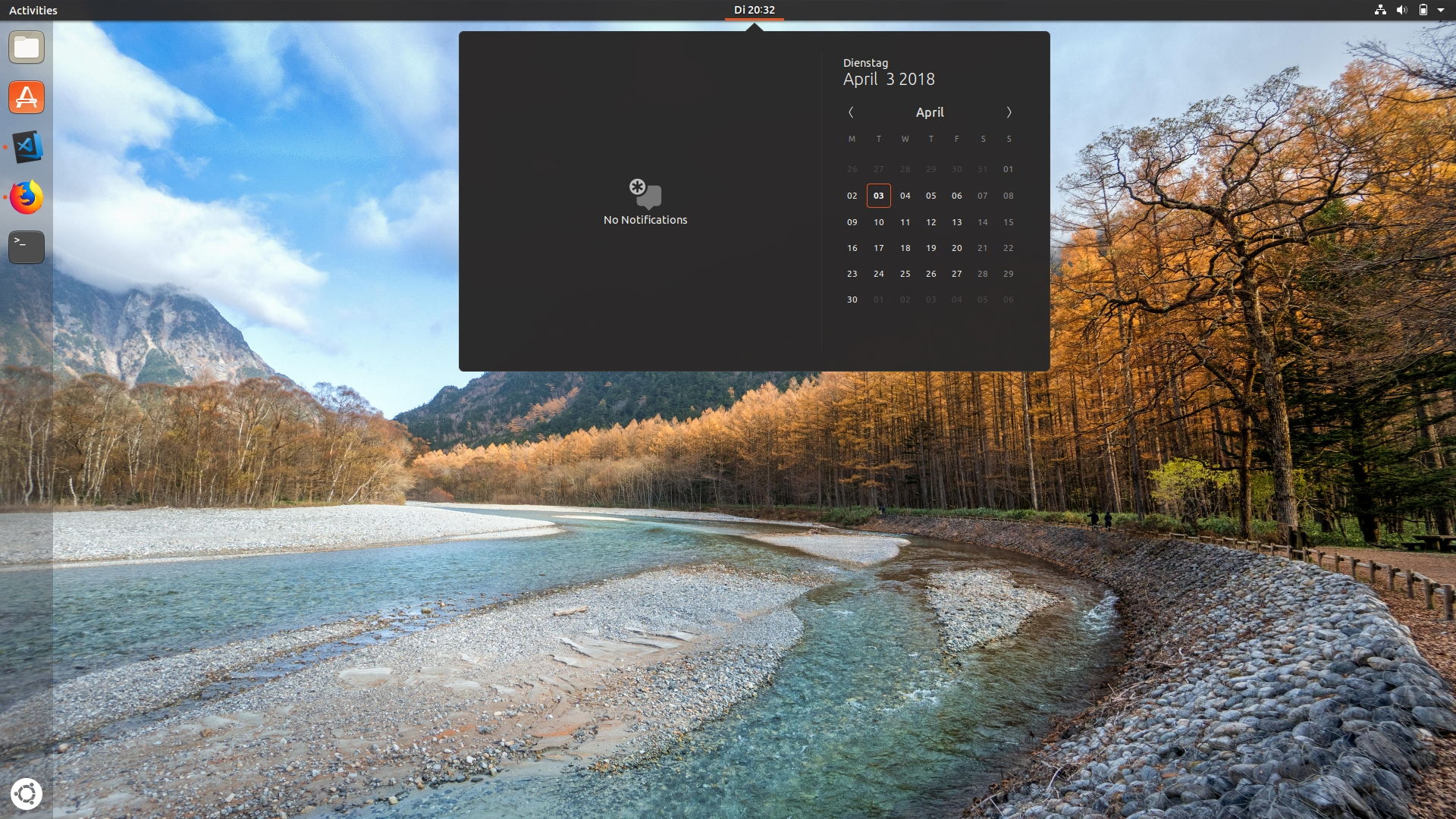 Enhance Readability Of The Gnome-Shell Calendar · Issue #93