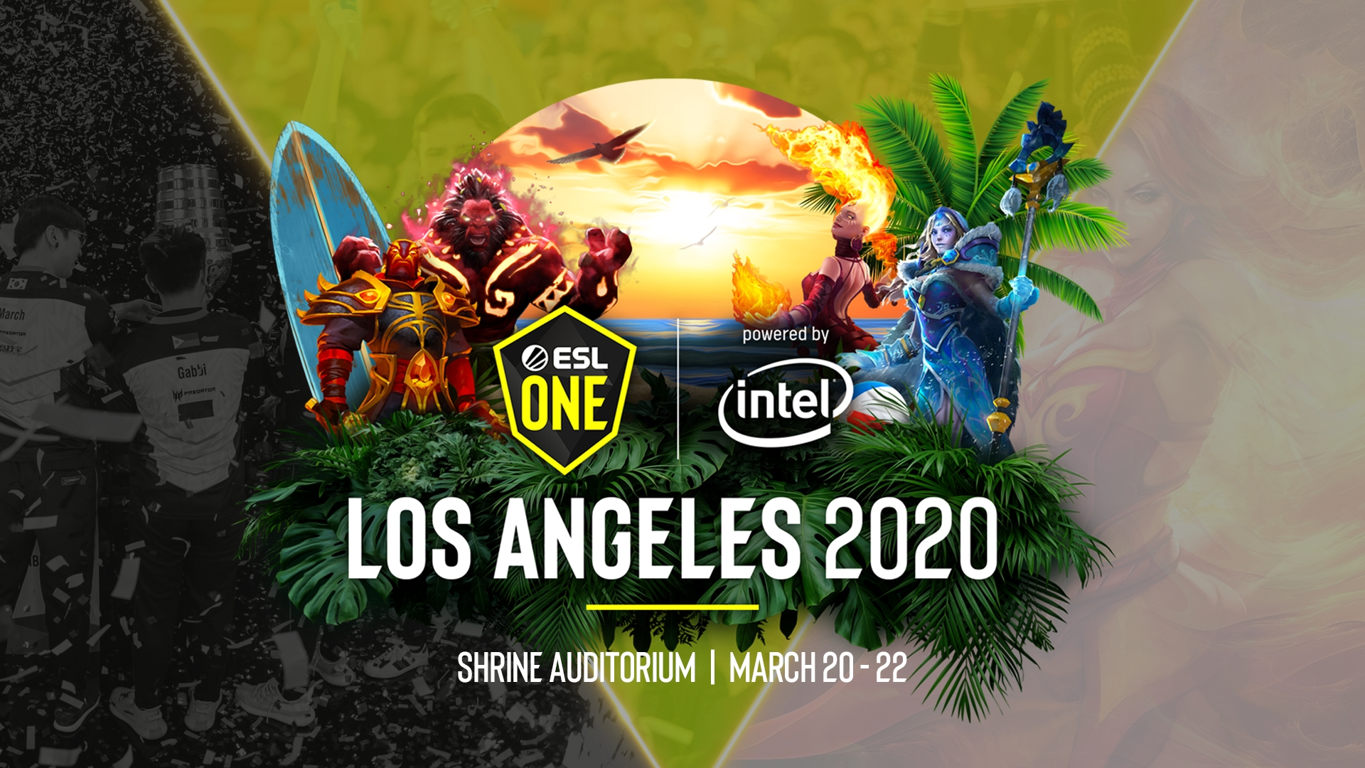 Esl One To Host Dota 2 Major In Los Angeles - Esports Insider