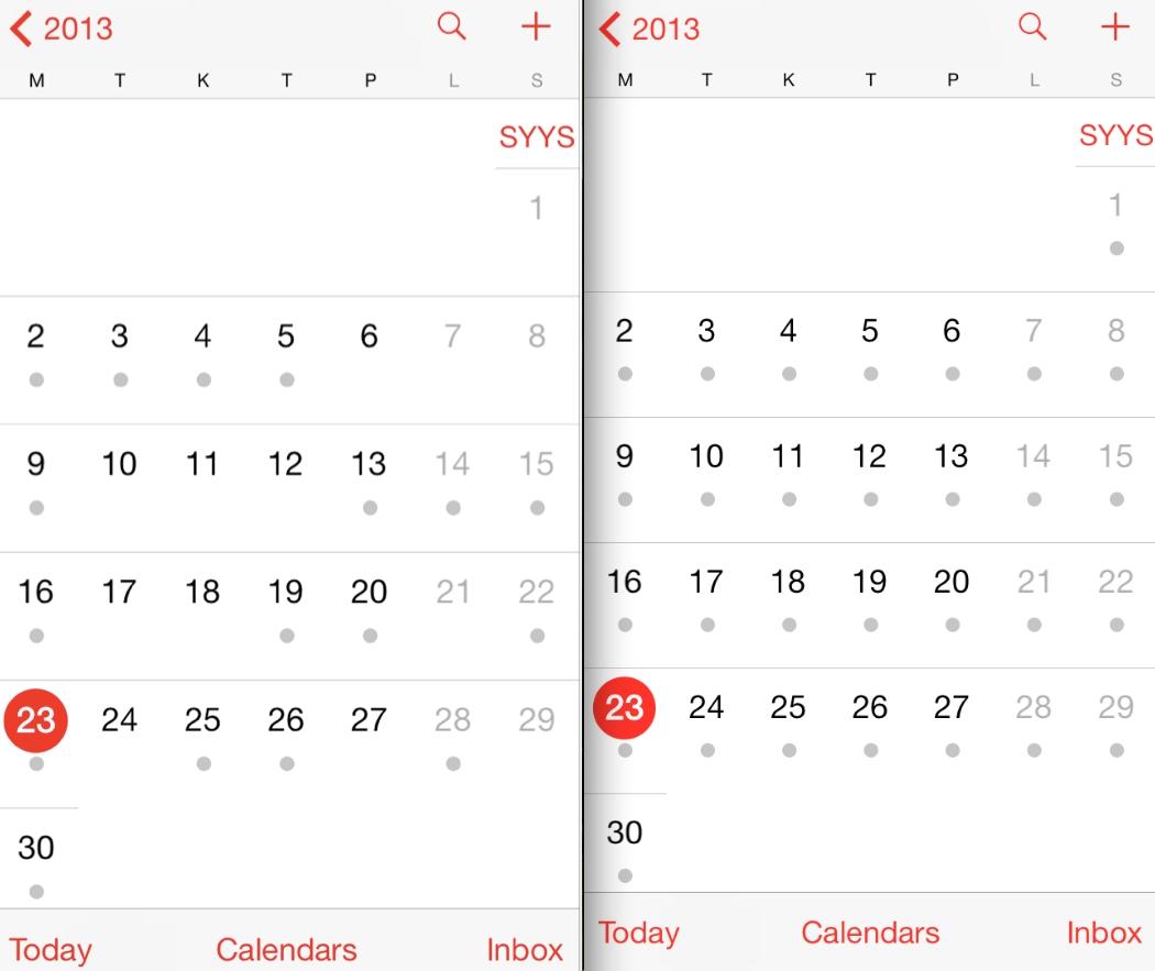 European Week Numbers To Ios Calendar? - Ask Different
