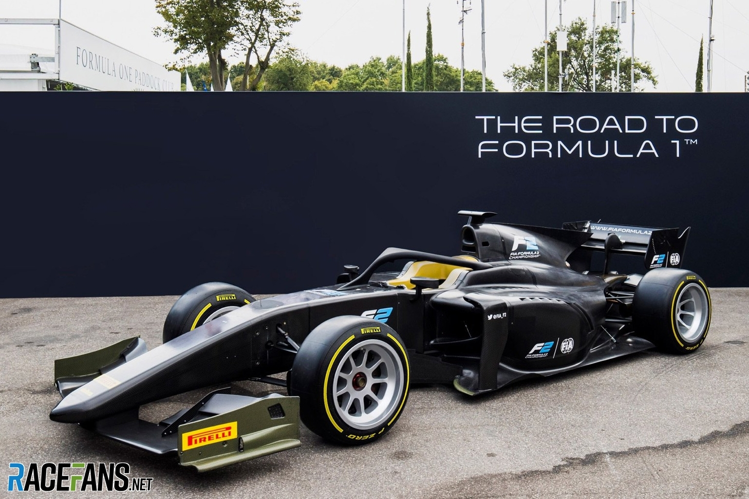 F2 To Switch To 18-Inch Tyres In 2020, One Year Before F1